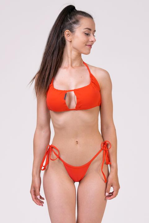 Multiway bikini top 671 NEBBIA 671-Red