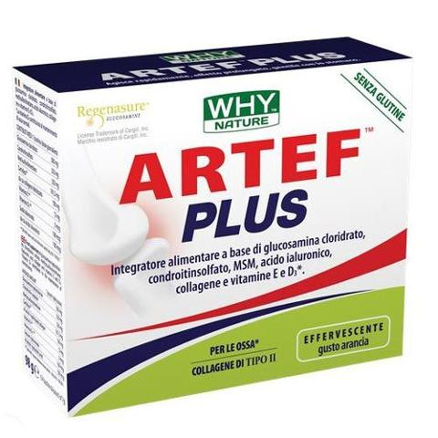Artef Plus - 14-7g- Arancia why sport