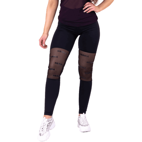 Mesh it up Leggins N666  nebbia fitness