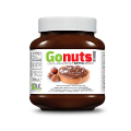 Crema spalmabile cacao nocciole Go Nuts Daily Life