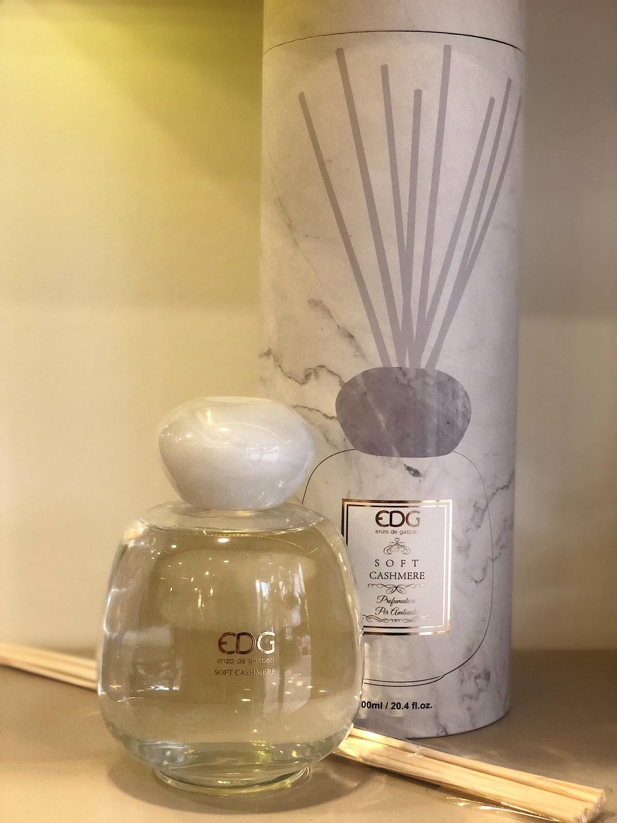Soft Cashmere 600ml EDG