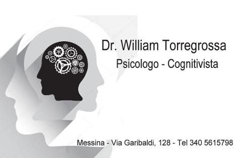 Dr. William Torregrossa Psicologo - Cognitivista