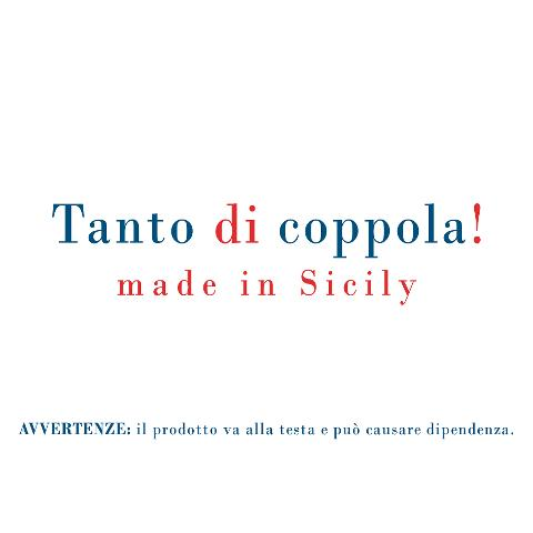 Tanto di coppola! Made in Sicily