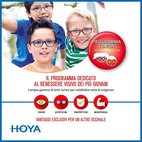 PROGRAMMA JUNIOR HOYA