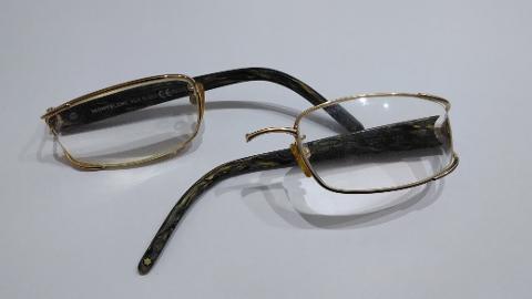 Riparazioni occhiali