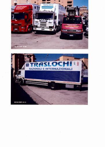 Autotrasporti e Traslochi Passantino Rosario e Vincenzo 0918930015