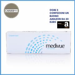 Lenti a contatto in silicone idrogel Cooper Vision Medivue Day Extra