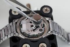 Sostituzione batteria orologio
