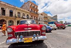 Havana, Minitour Fantasia Cubana, Varadero