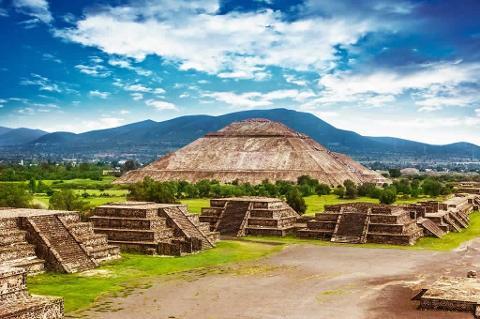 Città del Messico, Mini Tour Classico, Riviera Maya