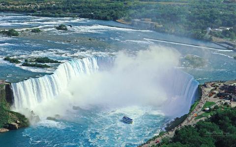 New York, Niagara Falls, Aruba