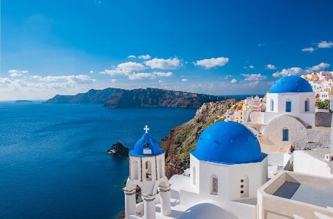 Grecia Classica, Santorini