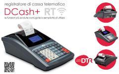 Registratore di Cassa Telematico DTR Italy DRTCASH+