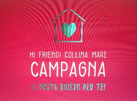 Hi Friend! Collina Mare Campagna