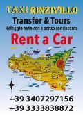 Taxi Autonoleggio Rinzivillo a Pozzallo