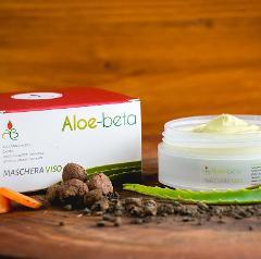 Maschera viso con Aloe Arborescens Bio HDR Aloe Arborescens