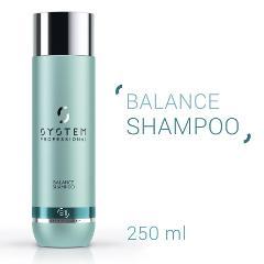 Shampoo Balance System Professional Wella - Cute Sensibile