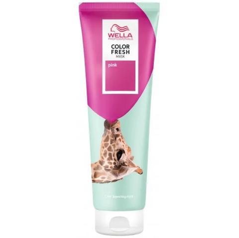 Color Fresh Mask (crazy) Wella Pink / 150 ml