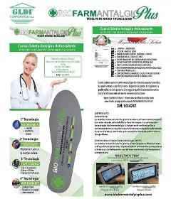 Solette Antalgiche Antiossidanti BIOFARMANTALGIC PLUS