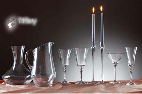 Servizio Bicchieri MariLu Tiffany