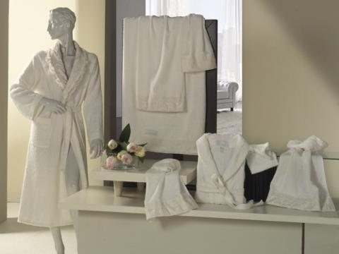 Set asciugamani in spugna Donadei Harmony
