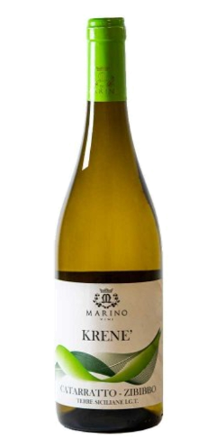 Vino Bianco / Krenè / 70% CATARATTO e 30% ZIBIBBO / Marino Vini