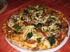 Giro Pizza / Menù Fisso / A Cannara