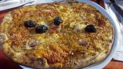 Pizza /  La Sciavata Camporealese / A Cannara