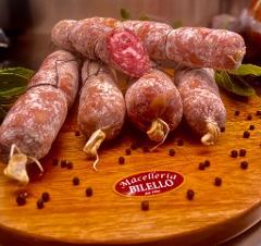 Salame Napoli dolce/ 100 gr./ Macelleria Bilello
