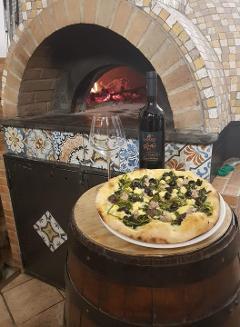 Pizza /  KM0 /  Pizzeria Gran Vulcano