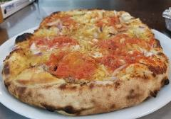 Pizza /  Sciavata / Pizzeria Gran Vulcano