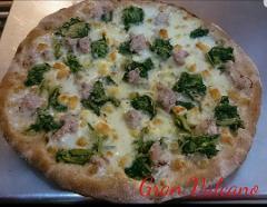 Pizza /  Marchese /  Pizzeria Gran Vulcano