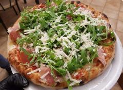 Pizza /  Principessa / Pizzeria Gran Vulcano