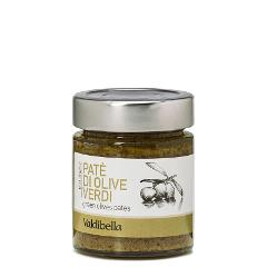 Paté di olive verdi/  Valdibella