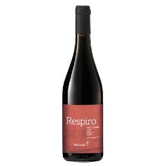Vino Rosso / Respiro /  Nero d'Avola / Sicilia DOC / agricoltura biologica / senza solfiti aggiunti / Valdibella