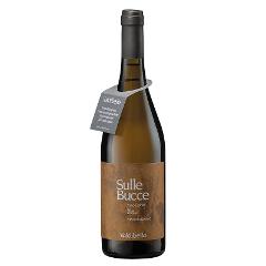 Vino Bianco / Sulle Bucce /  Grillo / IGP Terre Siciliane / agricoltura biologica / senza solfiti aggiunti / Valdibella