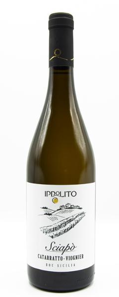 Vino Bianco / Sciapò /  Catarratto Viognier /  Ippolito Vini