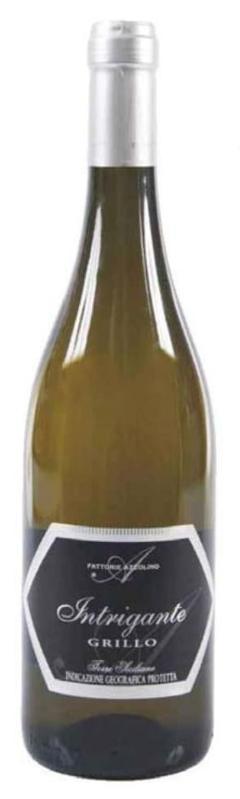 Vino Bianco / Intrigante /  Grillo /  Fattorie Azzolino