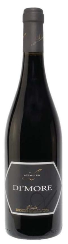 Vino Rosso / DI'MORE /  Syrah ~ Cabernet Sauvignon /  Fattorie Azzolino