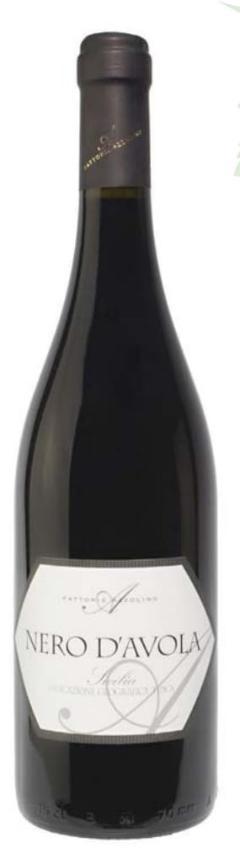 Vino Rosso / Nero D'Avola /  Nero D'Avola /  Fattorie Azzolino