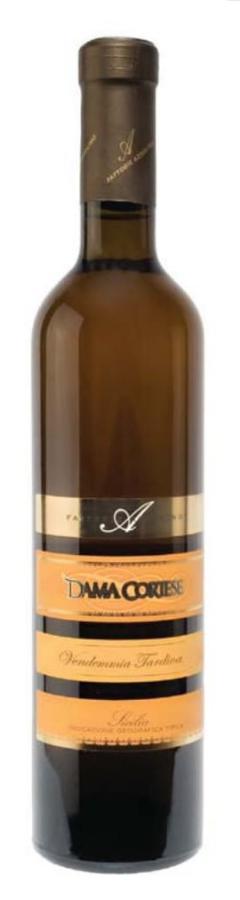 Vino Bianco / Passito / Dama Cortese/  Bland di uve bianche / Fattorie Azzolino