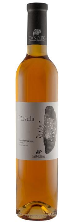 Vendemmia Tardiva / Passula /  IGP terre siciliane BIO / Candido Vini