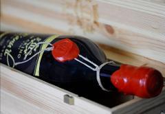 Vino Rosso / E' anu' il /  100% Nero d'Avola / Magnum 3 LT / Riserva 2014 / cofanetto in legno / Marino Vini