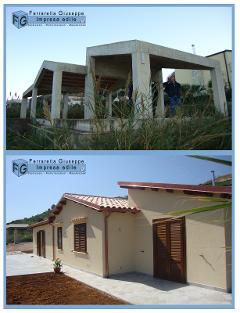 Edifici / Villetta / Finiture / Alcamo Marina 2021 / Impresa Edile Ferrarella Giuseppe