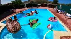 Giornata di relax / piscina / giochi d'acqua / Walley Club a.s.d.