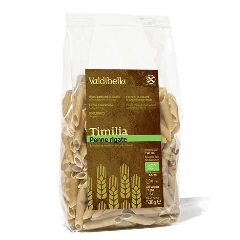 Penne rigate di Timilia/ Conf. da 500 gr./ Valdibella