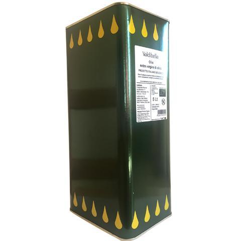 Olio blend/ latta 3lt/ Valdibella