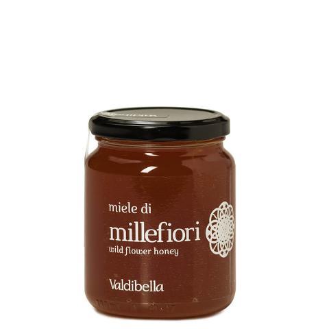 Miele di Millefiori / 500 gr./  Valdibella