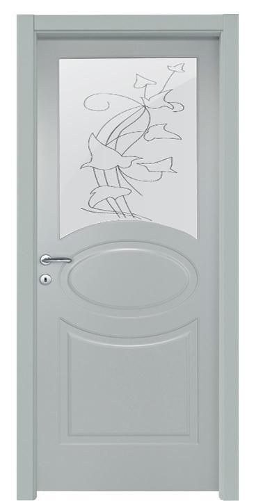 Porta Pantografata/ Art.130 VS/ Infissi Vaccaro