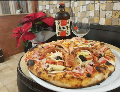 Pizza /  Gran Vulcano /  Pizzeria Gran Vulcano